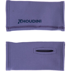 Houdini Power Wrist Gaiters Greystone Purple